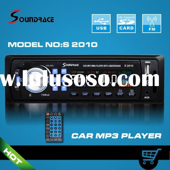 Detachable car Mp3 player with USB SD and radio S2010