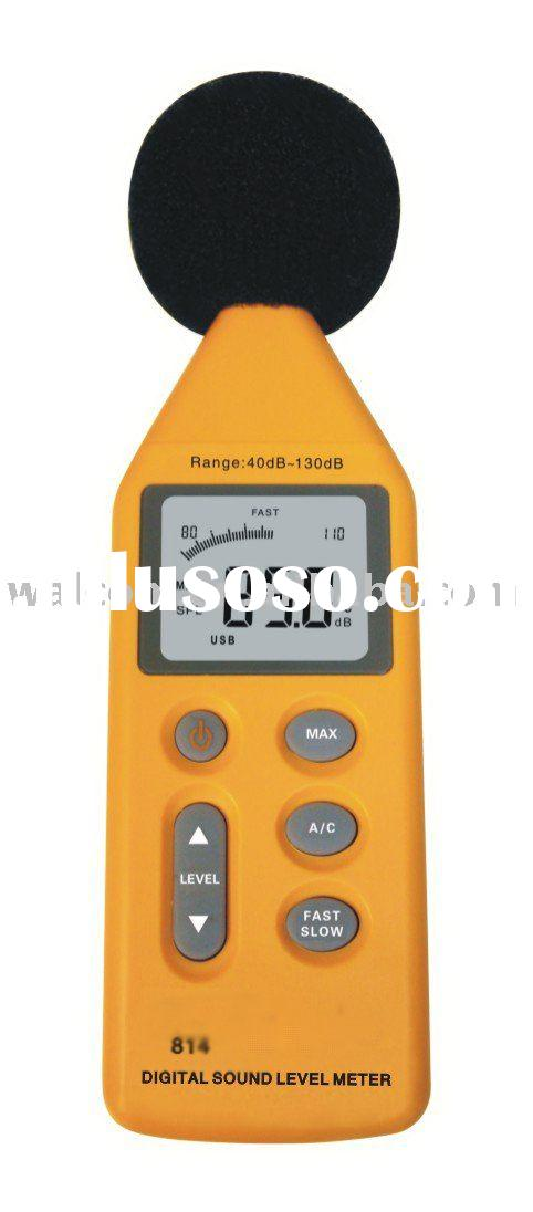 Digital Sound Noise Level Meter ,Sound Meter, Sound Level Meter SL814