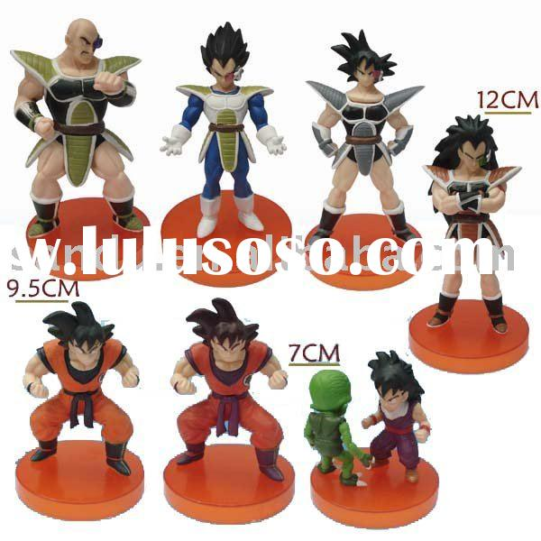 Dragon Ball Z anime toys,anime figure,mini figure