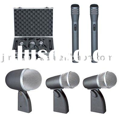 Dynamic Drum Microphone