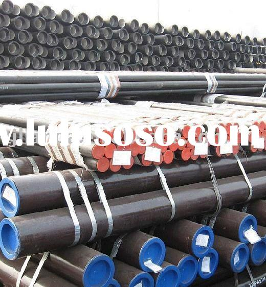 Steel Line Pipe : Medium alloy steel line pipe for oil and gas