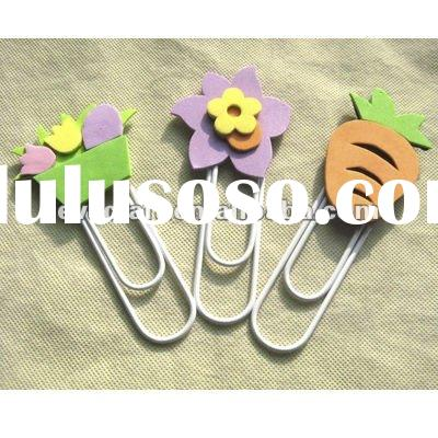 EVA cute Paper Clips Easter Crafts for Kids