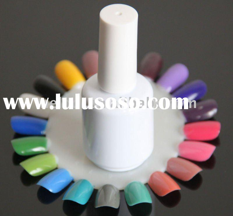 Easy soak off UV GEL Nail polish/ Nail Lacquer / lacquer