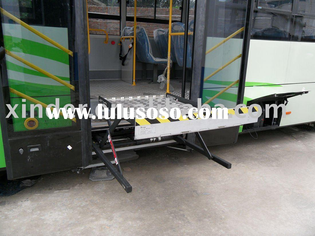 Electric Wheelchair Lift for bus