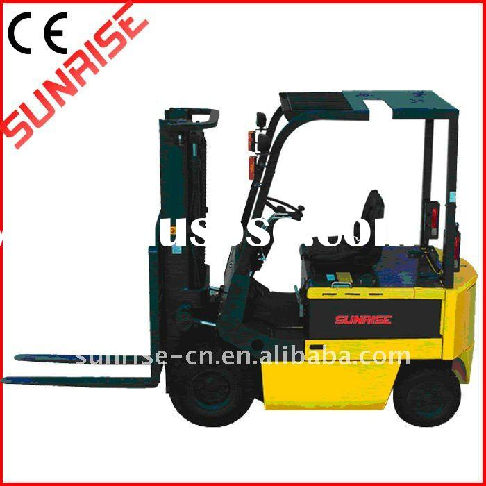 Electric forklift with CE CPD 1.8ton 2ton 2.5ton 3ton DC motor