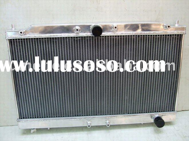 FOR FORD MUSTANG 64 65 66 V8 AT/MT 3 row Aluminum automobile racing radiators