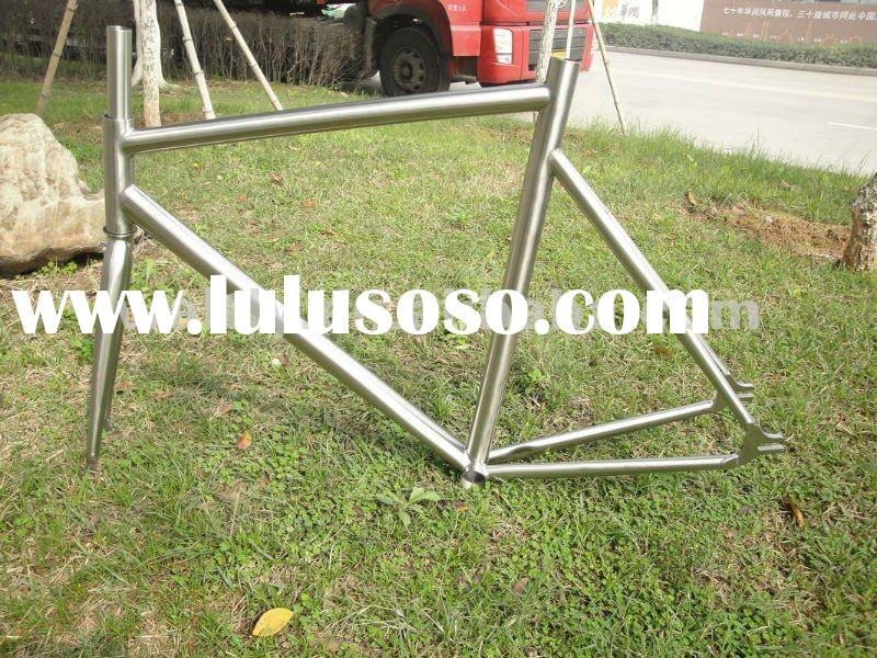 Fixed Gear bike frame Titanium