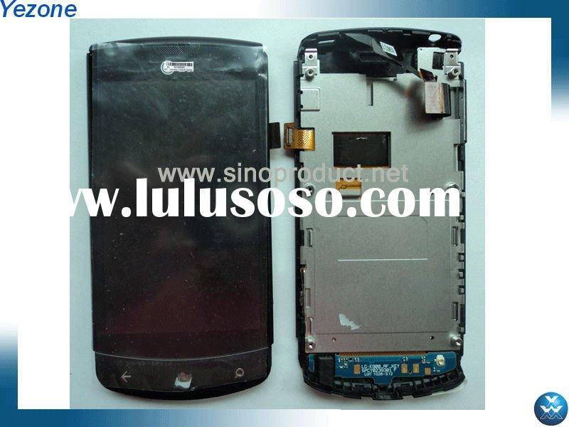 For LG E900(Optimus 7)OEM LCD Screen Complete with Digitizer Touch Screen
