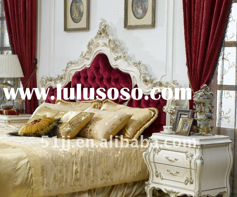 French antique style bedroom sets BJH-100