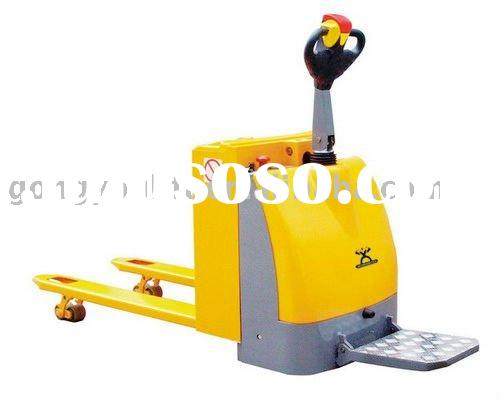 Full electric pallet truck, electric stacker, forklift