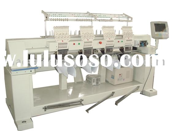GG-904 Multi-heads Cap and Flat Computerized Embroidery Machine