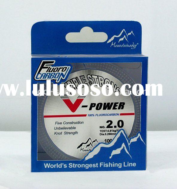 Fishing line fluorocarbon fishing line fluorocarbon for Good fishing line