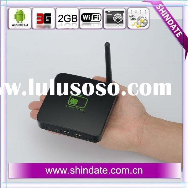 Google Android TV box, 1Ghz Google Android 2.3 HDMI 1080P Internet