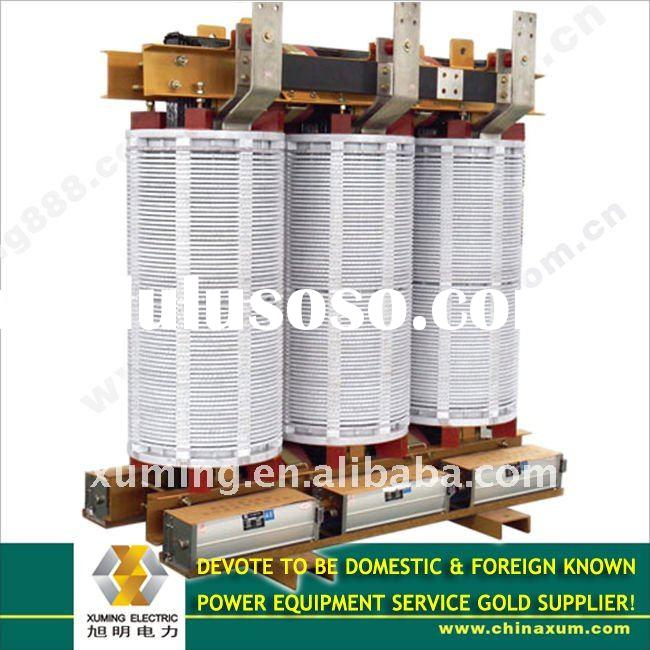 H Class Resin Insulation 250KVA Dry Type Power Transformer