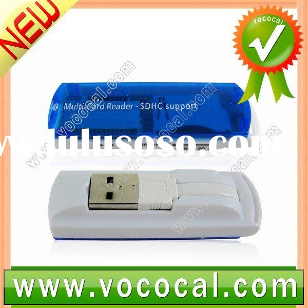 Handy All in One USB 2.0 SDHC MMC SD Memory Card Reader