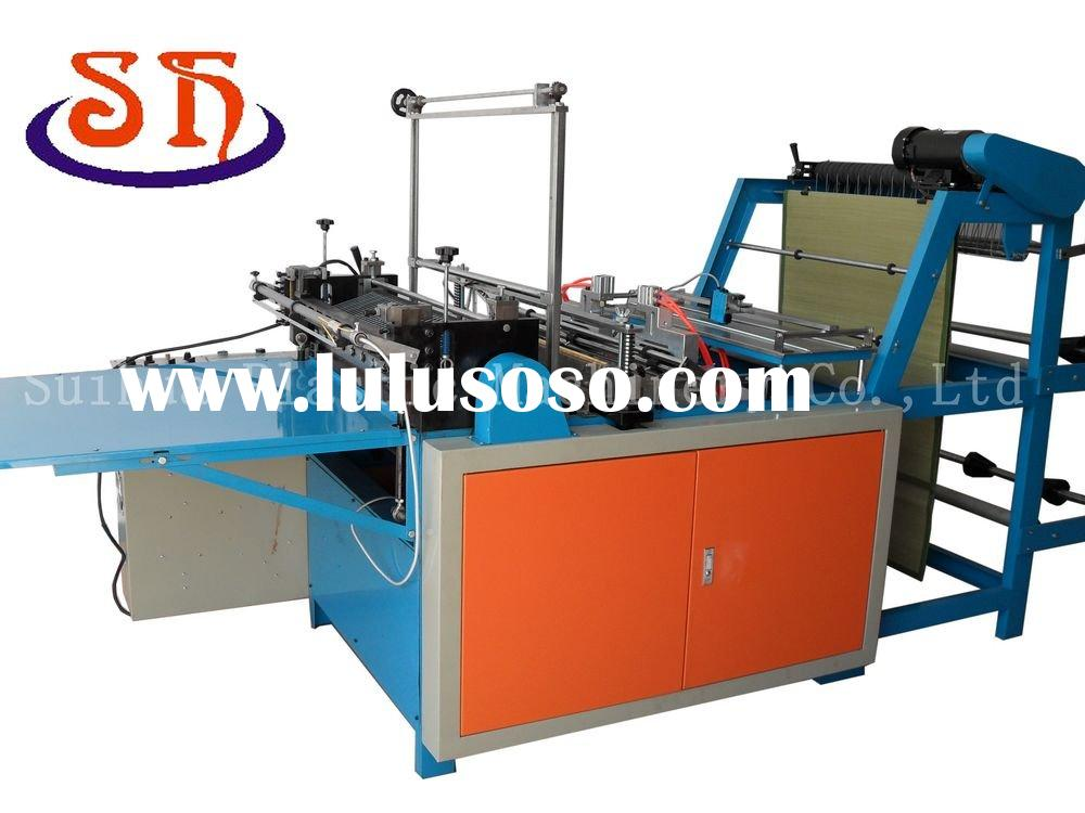 Heat Sealing Cold Cutting Bag Making Machine SH1000