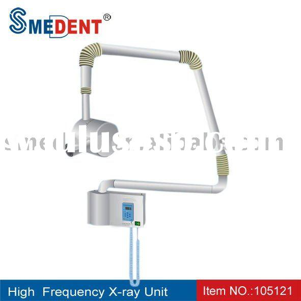 High Frequency Dental X Ray Unit Wall Mounted