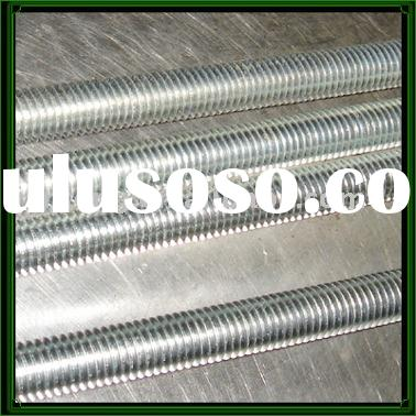 High Quality Threaded Rod - White Zinc or HDZ