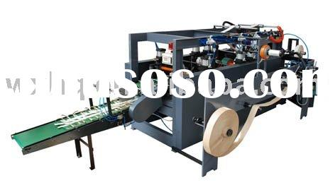 High-speed Paper Handle Making Machine WFD-100(Dual duty)