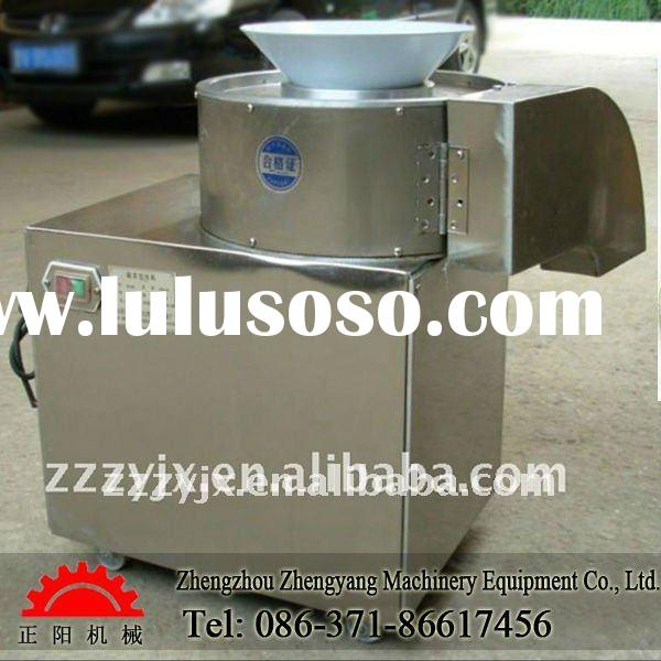 Hot Sell Potato Chips Cutting Machine/potato chips machine&cleaning peeling machine