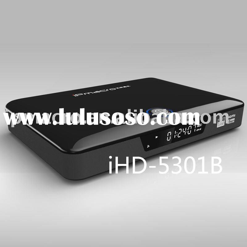 IPTV set top box with hdmi