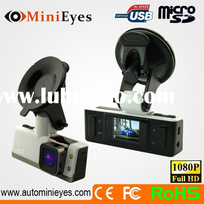 ISO9001 full HD 1080P car camera recorder