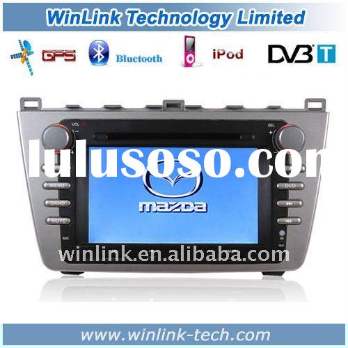 In Dash Car dvd Player for Mazda 6