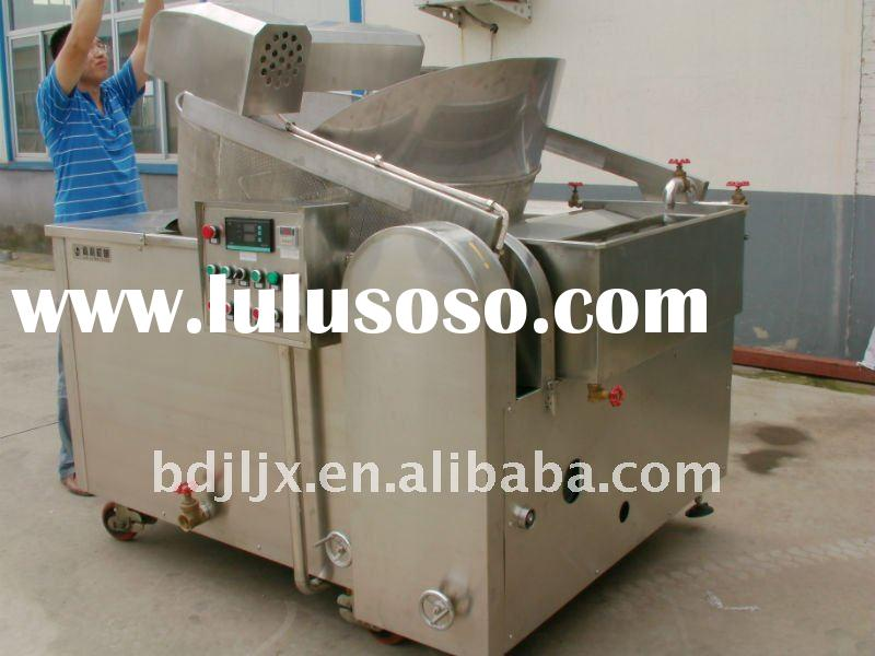 Industrial Deep Fryer Machine For French Fries (Coal Fired)