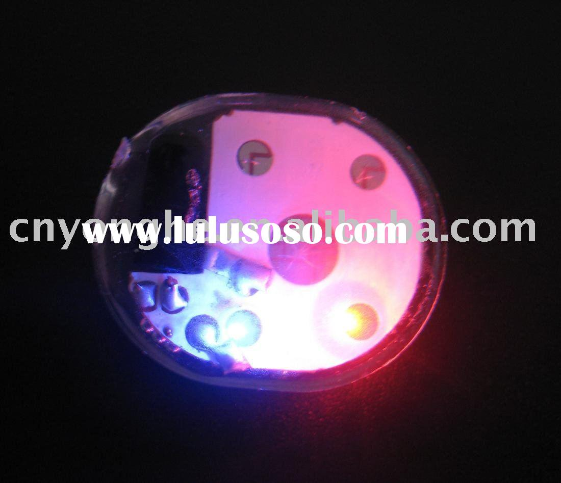 LED flashing clothing light/ light for clothes YH-2011