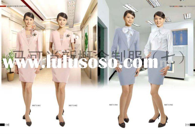 Ladies Office Uniform