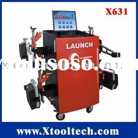 Launch X631 auto Wheel Aligner CC auto repair equipment