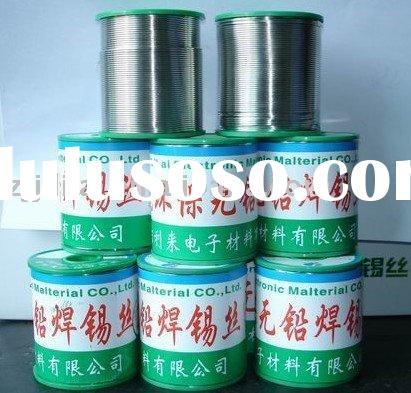 Lead-free solder wire(Sn96.5Ag3Cu0.5)