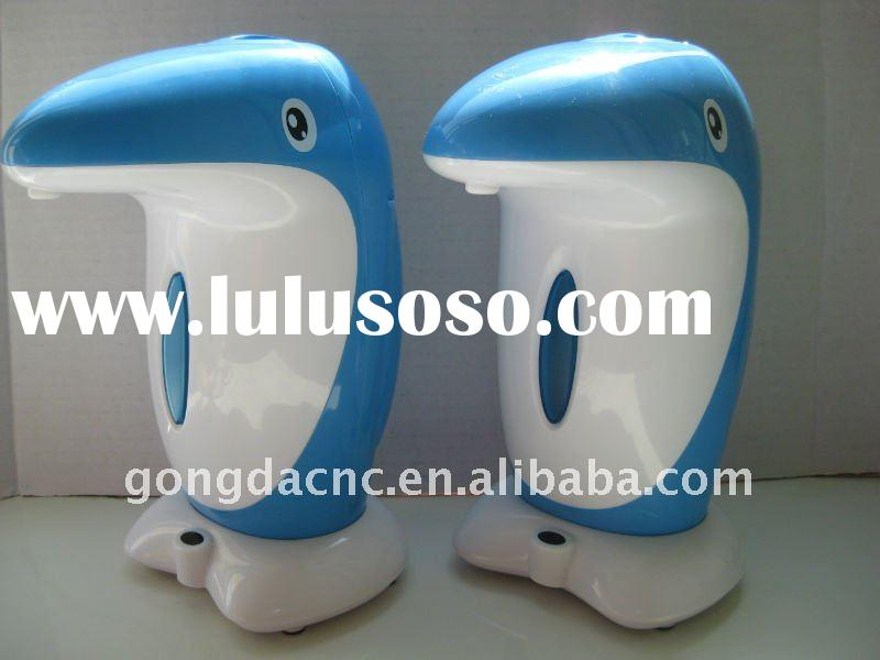 Liquid soap dispenser, automatic soap dispenser, touchless soap dispenser