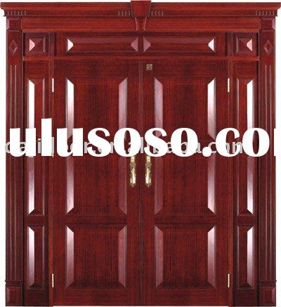 Solid Wood Front Doors on Solid Wood Villa Door Style Dj S8162 Luxury Solid Wood Villa Door