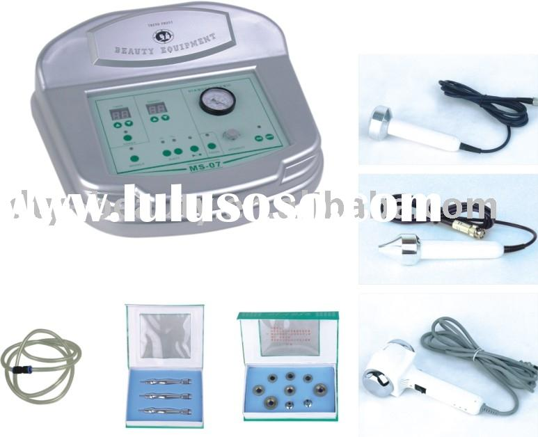 MS-07 Diamond dermabrasion machine (CE Approval), Diamond Dermabrasion Device ,skin care device,beau