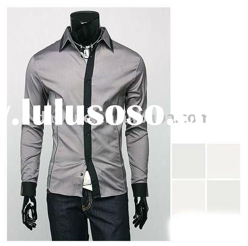 Men's Casual Slim Fit Luxury Stylish Dress Shirt