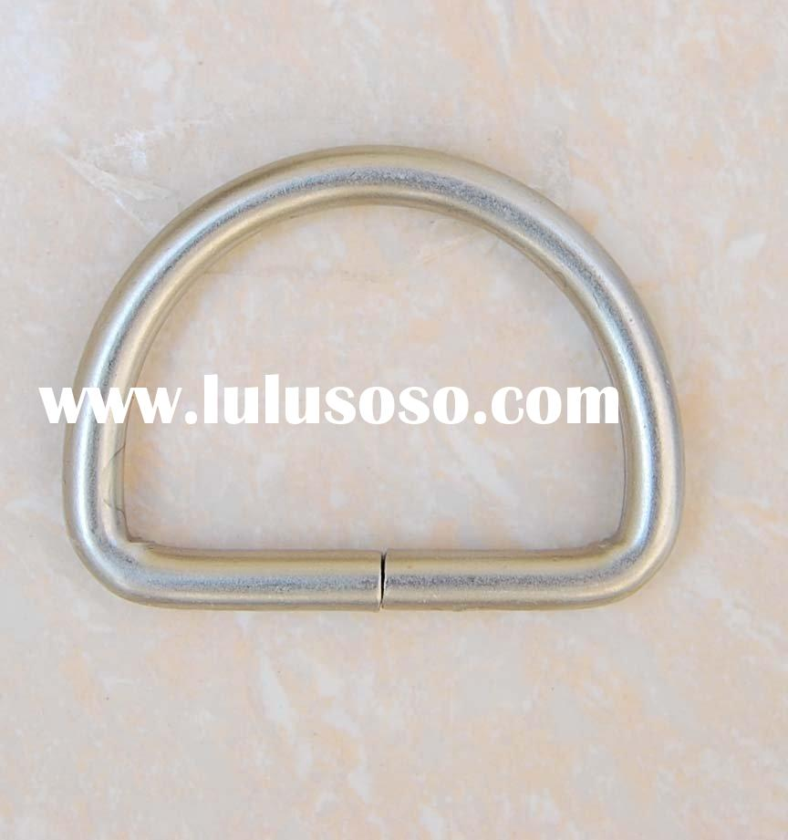 Metal D Ring ,zinc alloy D Ring