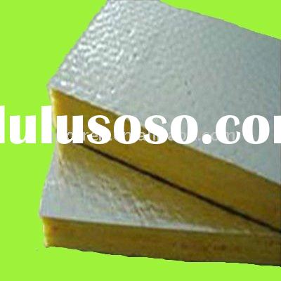 Certainteed duct board insulation certainteed duct board for Glass fiber board insulation