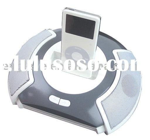 Mini Speaker for ipod with 3.5MM stereo player