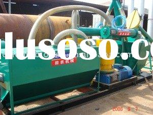 Mobile Small Wood Pellet Plant, Mobile Small Wood Pellet Line, Portable Wood Pellet Line