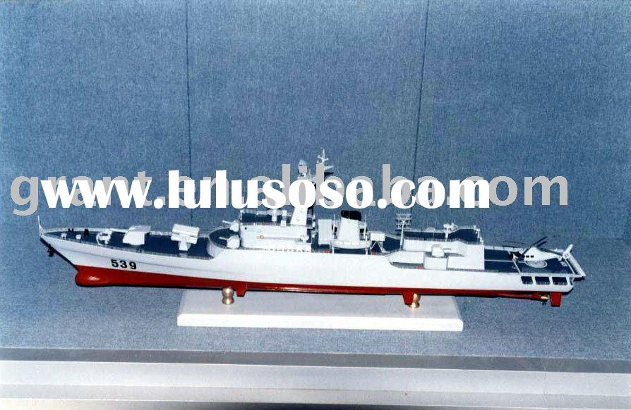 Mosquito-craft model/gunboat model/gunvessel model/icebreaker boat model/model escort vessel model/m