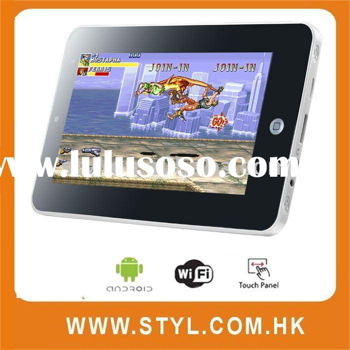New 7inch mid pad android with 3G/WiFi G-sensor