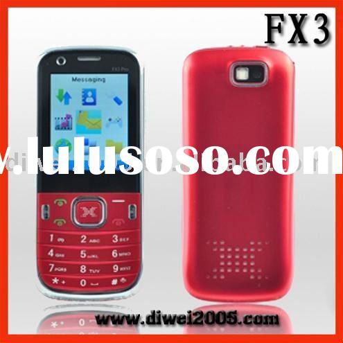 New Arrived 4 sim card TV cell phone Ipro FX3