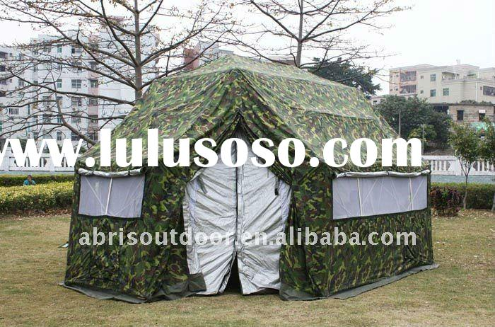 New design quickly setup 8-10 PERSON MILITARY TENT FOR ARMY,REFUGEE, RELIEF,DISASTER,EMERGENCY