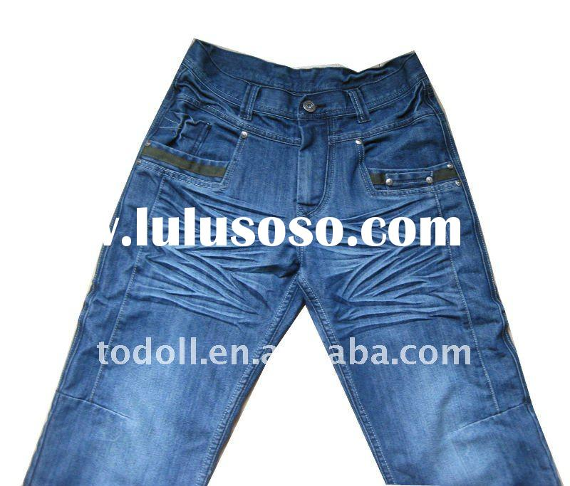 New style pajama jeans for man