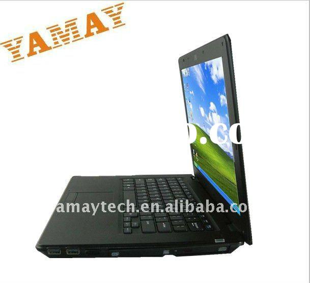 Offer OEM 14 inch with DVD-RW, intel ATOM D525 dual core CPU 1.8GHz notebook/Laptop PC