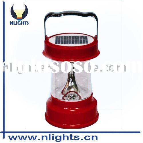 Outdoor LED Solar Rechargeable Lantern