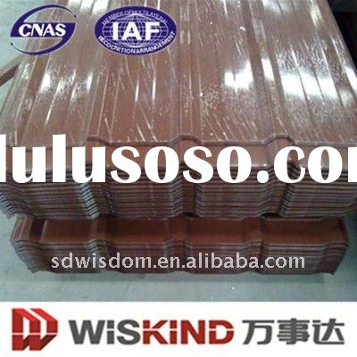 Ondura Corrugated Roofing Building Panels - Tuftex Building Panels