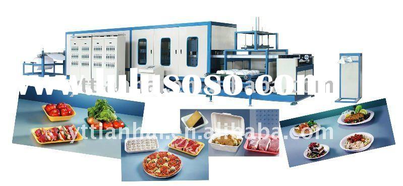 PS Foam Fast Food Box Making Machine (Fully Automatic)