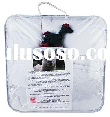 PVC Clear Mattress Bag with Zipper